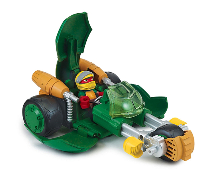 tmnt shell car photo fin