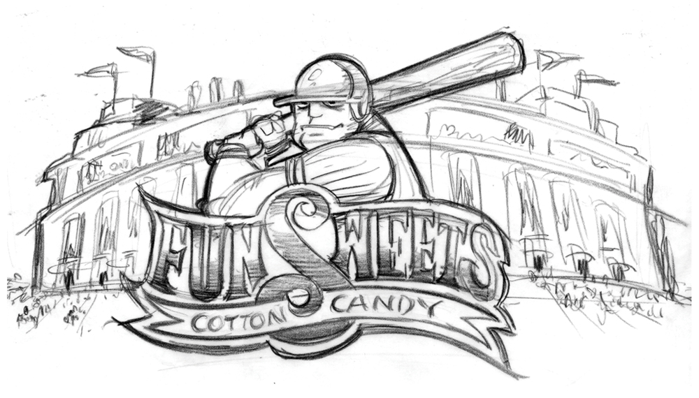 FUNSWEETS SKETCH