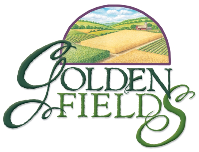 GOLDEN FIELDS LOGO