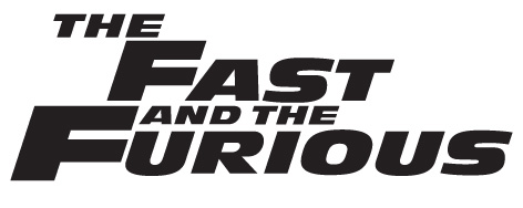 The_Fast_And_The_Furious logo